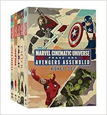 phase one buy buy marvel cinematic universe phase one book boxed set