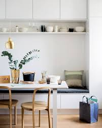 kitchen table ideas kitchen impressive kitchen table with built in bench storage