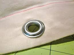 How To Sew Curtains With Rings How To Install Metal Grommets On Your Sewing Projects Sew4home