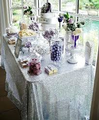 sparkly silver tablecloth silver glitter tablecloth uk silver