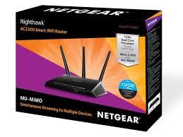 amazon com netgear nighthawk ac2300 smart wifi router u2013 mu mimo