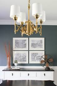 Cheap Dining Room Light Fixtures by Ignite The Night With These 15 Brass Chandeliers