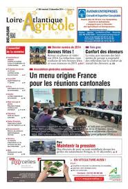 Calaméo Cfe Immatriculation Snc Calaméo Loire Atlantique Agricole N 368 Du 19 12 2014