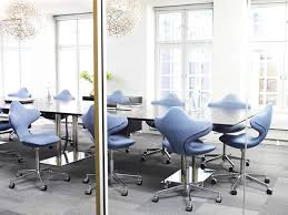 Conference Room Interior Design Small Office Meeting Room Interior Design With Purple Active Chair