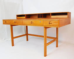 Couples Computer Desk Vintage Desks Etsy