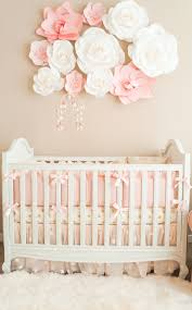 pink nursery ideas a touch of pink