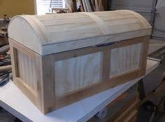 Make A Wooden Toy Box by How To Make A Treasure Chest This Chest Was Made With Scrap Wood