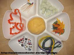 playdough suzy homeschooler
