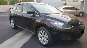 2008 mazda cx 7 grand touring 1 owner best oc cars orange