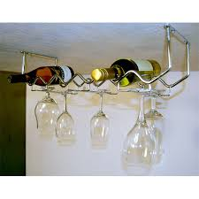 how to install stemware rack hang wine designs ideas and decors