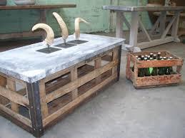 Shipping Crate Coffee Table Davelennard Com