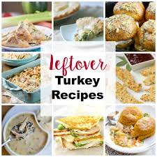 leftover turkey recipes and ideas pinkwhen