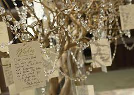 wedding wishes tree diy style wishing tree preowned wedding dresses