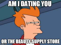 Meme Beauty Supply - futurama fry meme imgflip