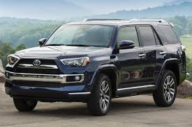 my toyota sign up 2016 toyota 4runner suv pricing for sale edmunds