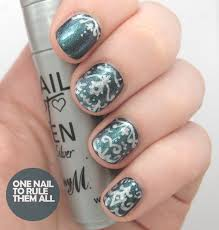 one nail to rule them all barry m nail art pens review