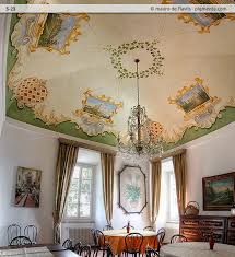 soffitti dipinti affreschi e decorazioni murali in ville e palazzi storici