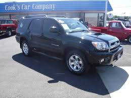 toyota company cars 2009 toyota 4 runner sport package 1 owner service records used