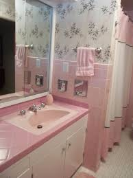 pink tile bathroom ideas vintage bathroom tile 171 photos of readers bathroom designs