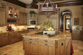 Maple Kitchen Island Appliances Design Luxury Absolute Black Granite Countertop