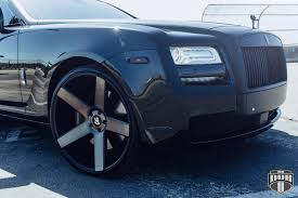 chrysler rolls royce rolls royce ghost baller s116 gallery mht wheels inc