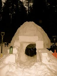 Igloo by How To Build An Igloo Going Places Quietly