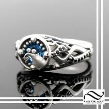 steunk engagement ring buy a made when met sally nightmare engagement ring