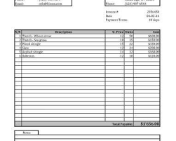 excel sales receipt template occupyhistoryus ravishing how to do an invoice on excel excel occupyhistoryus exciting free roofing invoice templates in excel hloomcom with cute sales invoice by unit and