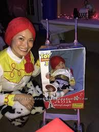 Toy Story Jessie Halloween Costume Cool Mom Baby Costume Toy Story Jessie Doll Box Costume