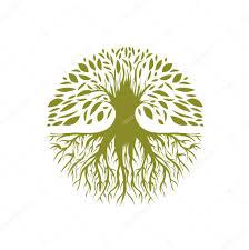 abstract tree logo stock vector razvodovska 69492315