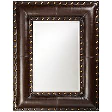 20 best leather mirrors images on pinterest mirrors leather