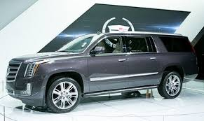 how much is a 2015 cadillac escalade 2015 cadillac escalade price increases 7 950 cars com