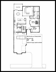 2664 two story side load 3 car garage skylight homebuilders lot 5 design no site plan 2664 two