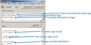 descriptive statistics gts statistics