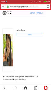 buat akun instagram via operamini cara melihat foto profil instagram dengan ukuran penuh feryarya com