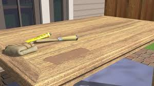 how to refinish a wood table 3 ways to refinish a wood table wikihow