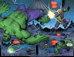 thanos hulk 4 4 marvel comics