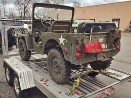 m38 jeep 1952 willys m38 project quadratec