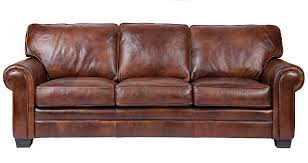 Leather Hide A Bed Sofa Rustic Leather Hide A Way Bed And Sleeper Sofas