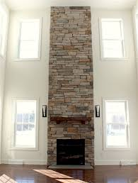 fireplace stone here it is the ugliest stone fireplace you ve ever seen