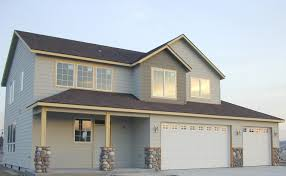 apartments 2 story house with garage story house plans garage