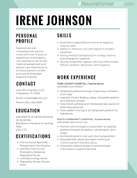 Proper Layout For A Resume Best Resume Format 2016 Free Small Medium And Large Images