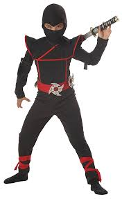 Halloween Costumes 9 Boys Amazon California Costumes Toys Stealth Ninja Clothing