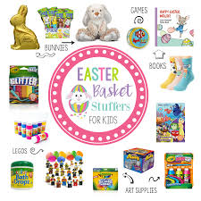 cheap easter basket stuffers easter basket stuffers ideas for kids 10 squared