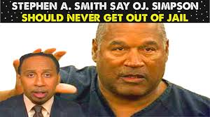 Stephen A Smith Memes - stephen a smith say o j simpson should never get out of jail