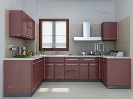 kitchen design square room