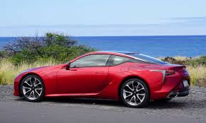 new lexus hybrid coupe 2018 lexus lc 500 first drive review autonxt