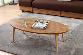 2018 modern wood tv center sofa table folding legs living room