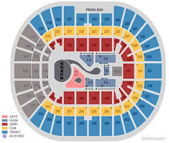 pepsi center floor plan katy perry seating chart 2017 witness tour katy perry concert seating