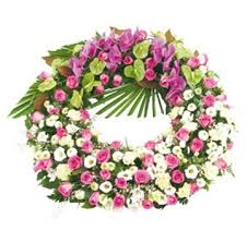 Sympathy Flowers Message - eflowersdelivery in italy allows you to send and deliver funeral